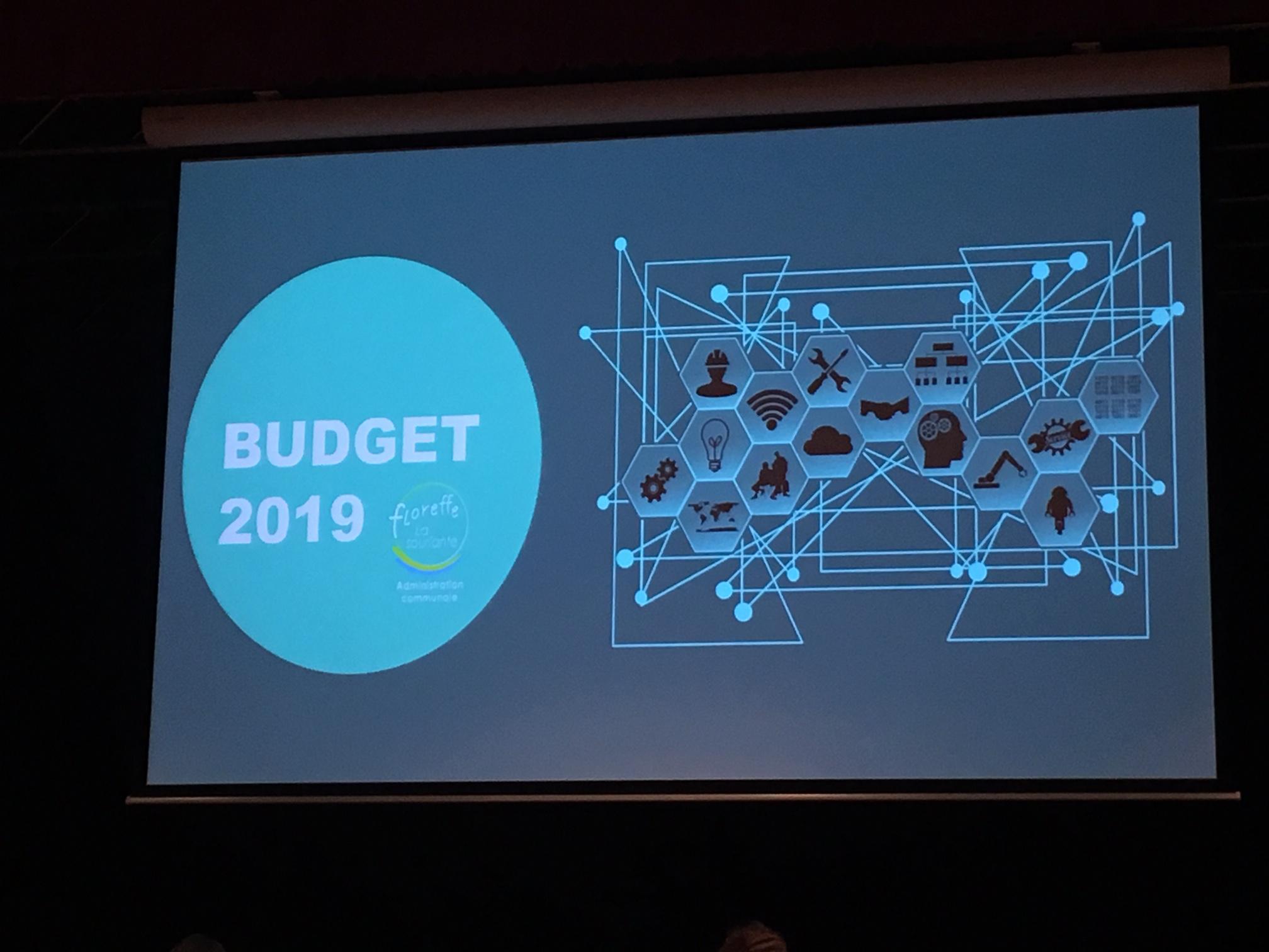 Floreffe: le budget 2019 remis à l'échelle des habitants
