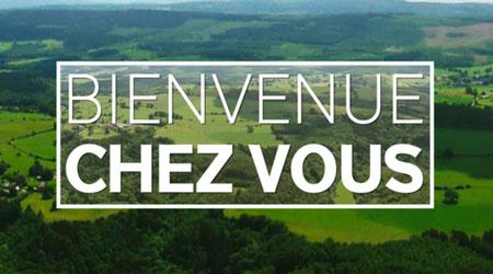 Logo de l'émission Bienvenue Chez Vous