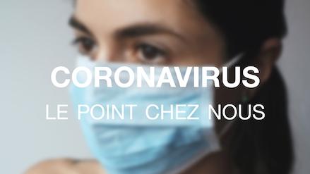 Coronavirus le point