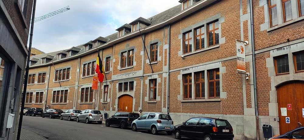 Photo institut Notre Dame à Namur