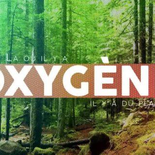Oxygene logo émission