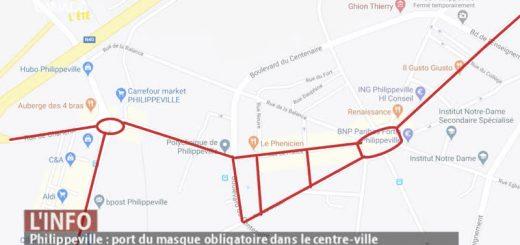 Plan port masque Philippeville