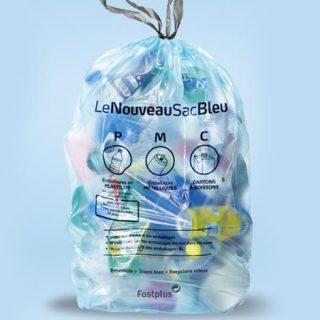 nouveau sac bleu