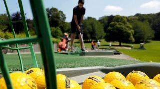 golf balles
