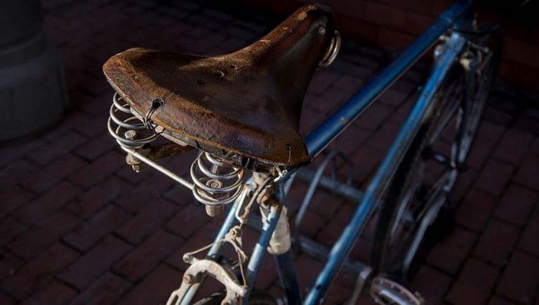 vélo usé à donner